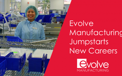 Evolve Manufacturing is jumpstarting careers